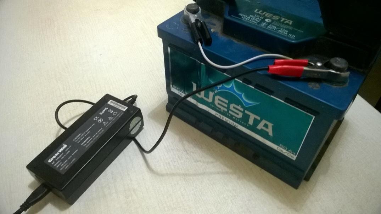 Сделать своими руками зарядное аккумулятор 9